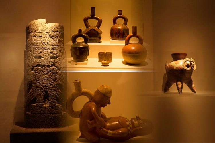 Erotic ceramics collection