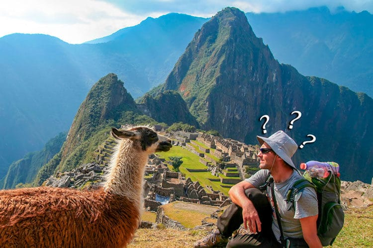 How Do You Spell Machu Picchu?