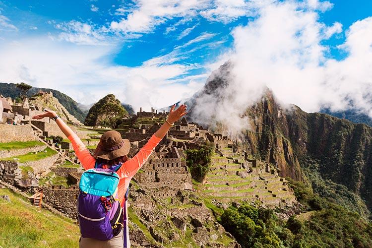 It is Machu Picchu
