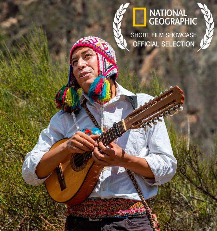 Travel to Peru in Kuoda's National Geographic-Selected Video