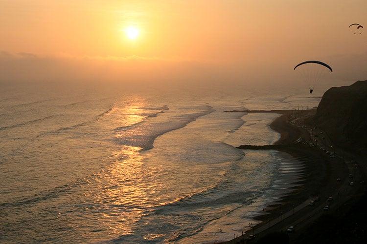 Beaches South Lima