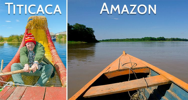 Kuoda's Top Destinations of 2018: Lake Titicaca and the Amazon