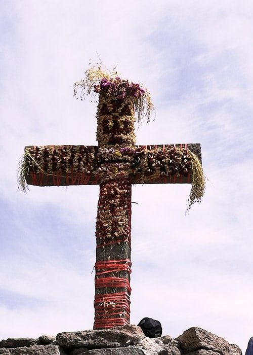 Fiesta de las Cruces