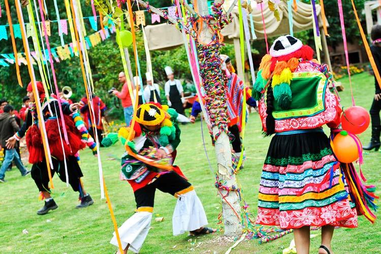 Carnaval in Peru