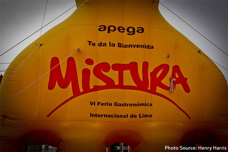 Mistura Food Festival: A Celebration of Peruvian Cuisine