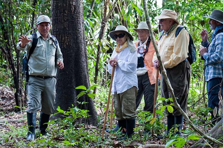 Amazon Jungle itinerary