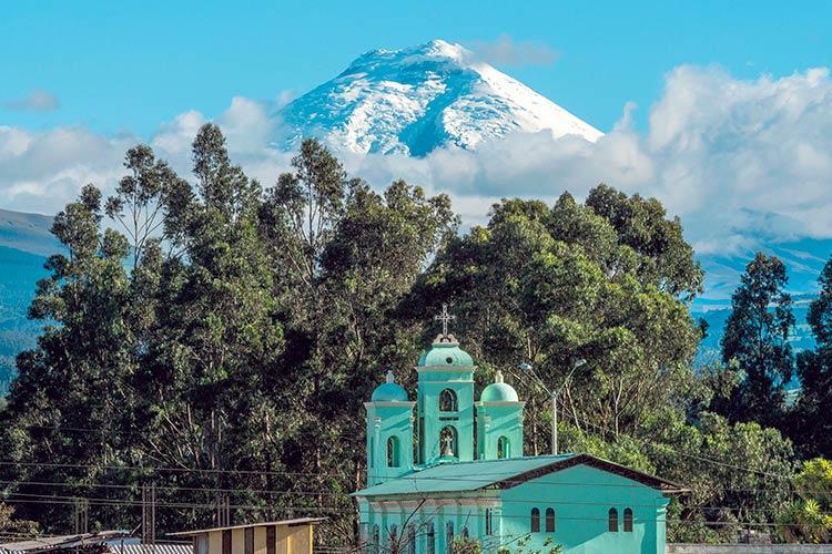The Sierra, Ecuador