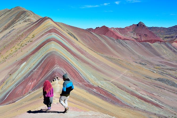 Rainbow Mountain, Vinicunca