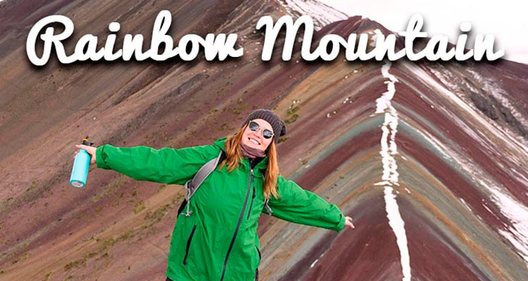 How Did Rainbow Mountain Get Its Colors?