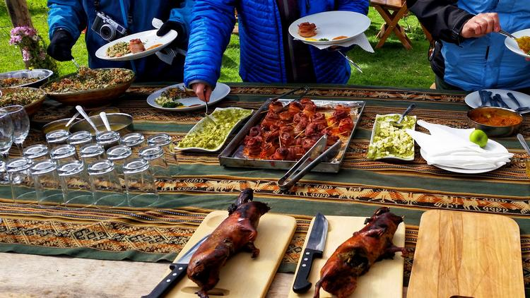 The Art of Eating Cuy: An Eating Adventure on your Personalized Trip to Peru