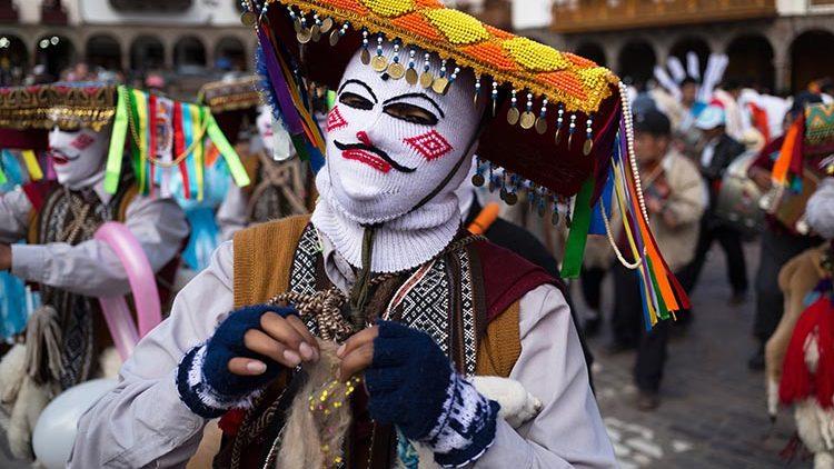 Celebrate Corpus Christi during your Exclusive Peru Tour