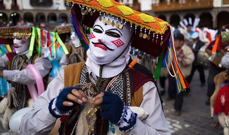 Celebrate Corpus Christi during your Exclusive Peru Tour