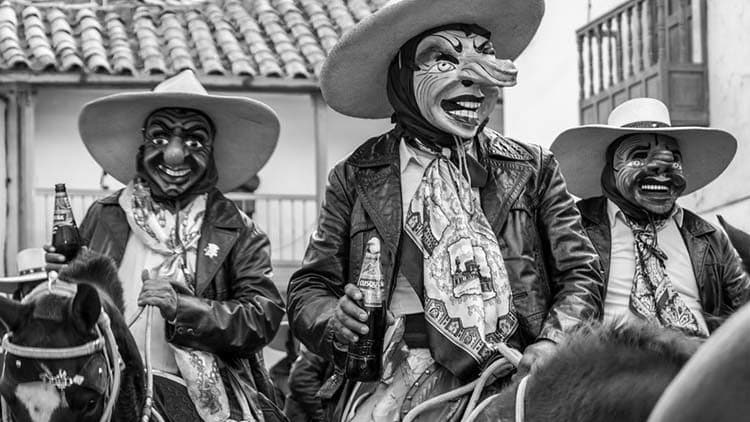 PERU'S MOST COLORFUL FESTIVAL – PAUCARTAMBO