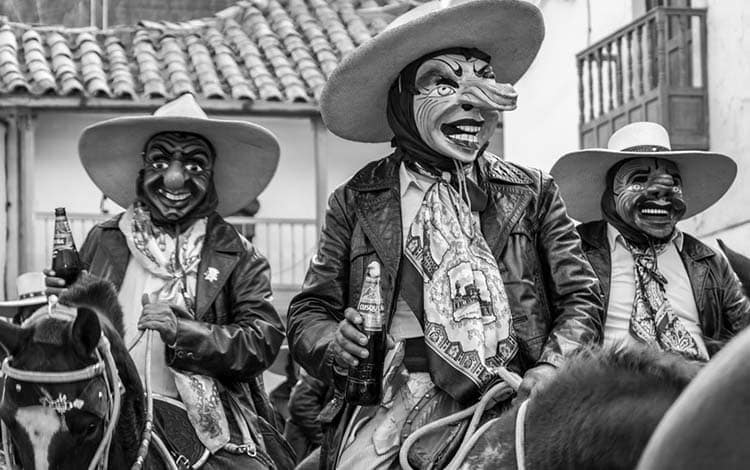 PERU'S MOST COLORFUL FESTIVAL – PAUCARTAMBO
