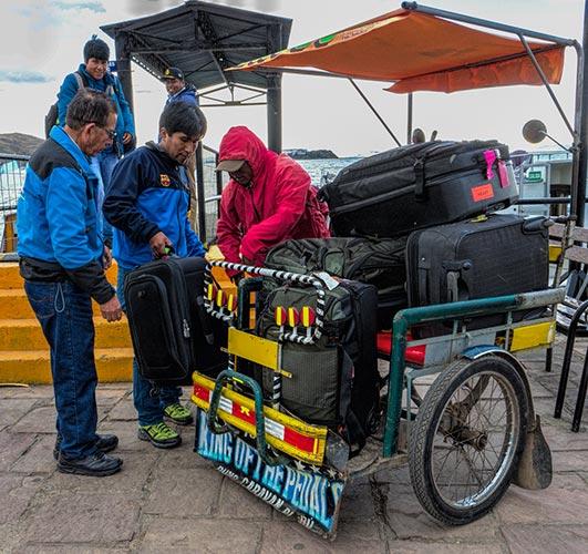 peruvian transportation
