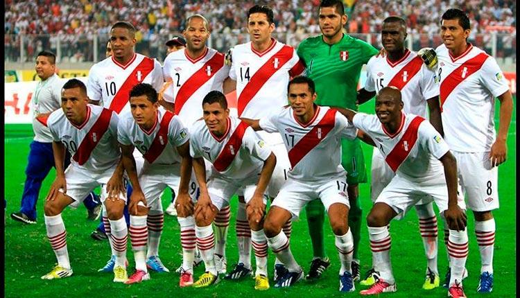 Peruvian futbol Team