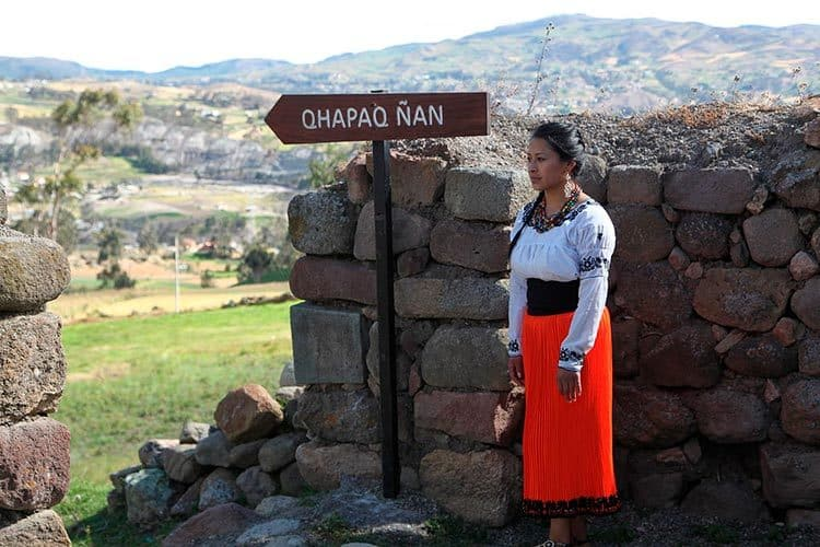 Traveling on the Qhapaq Ñan, the Royal Road of the Incas