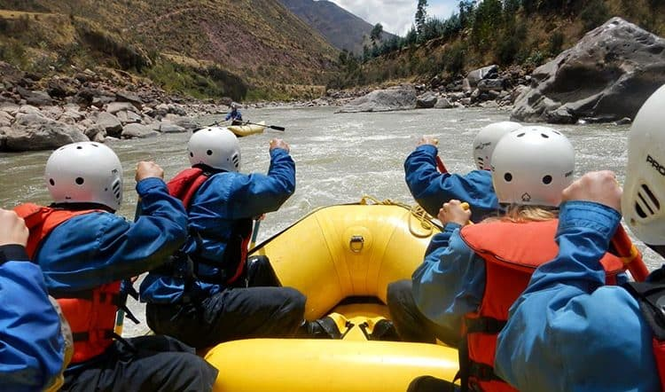 Awaken your Sense of Adventure with Rafting in Peru!