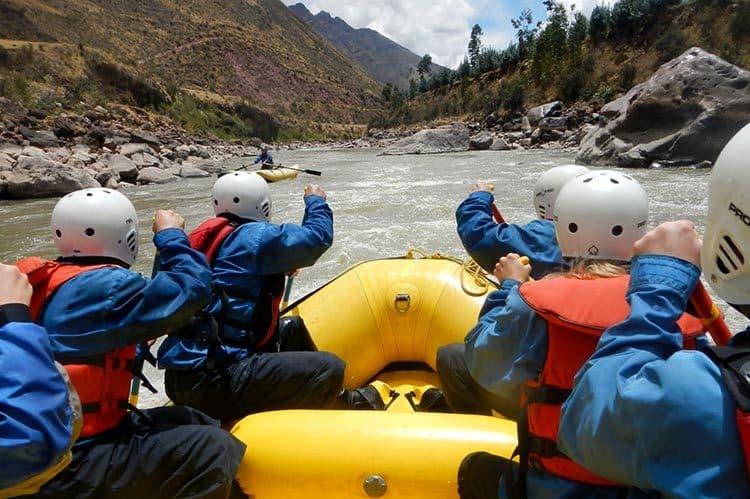 Awaken your Sense of Adventure with Rafting in Peru!