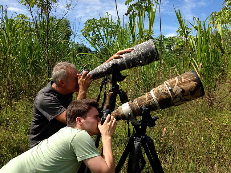 Peru birder paradise