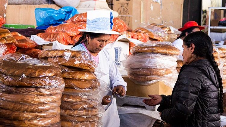 The World of Peruvian Bread