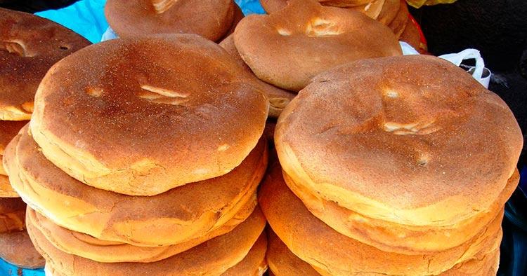 Peruvian bread