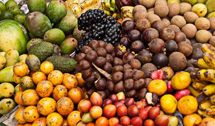 Peruvian Fruits: Exotic, Luscious, Tart, and Sweet