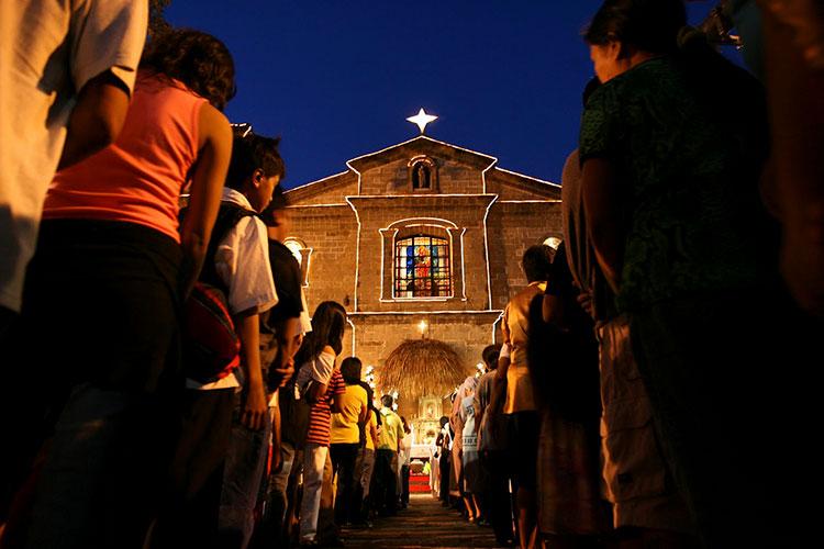 christmas in peru catholic