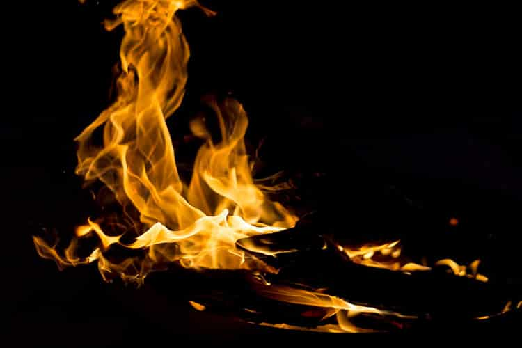 new year in peru burn clothes