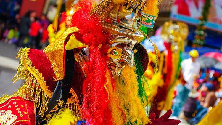 La Candelaria: A festival on the shores of Lake Titicaca