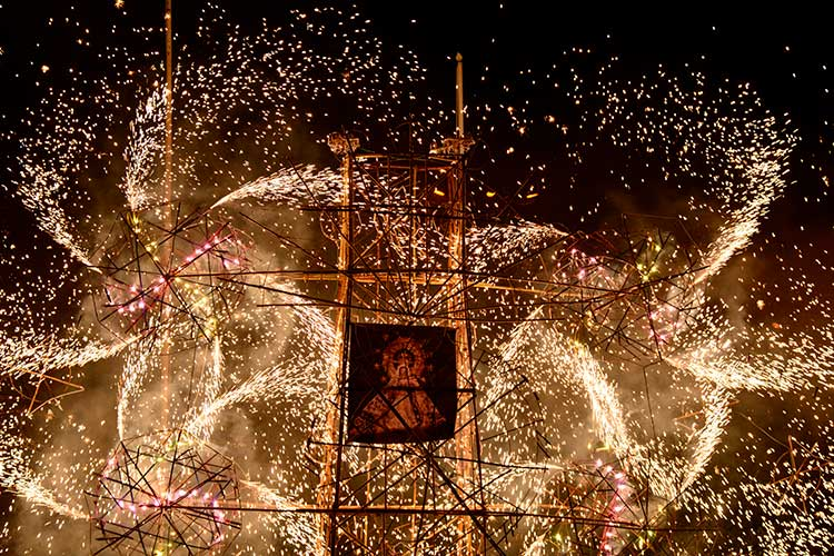 la candelaria festival