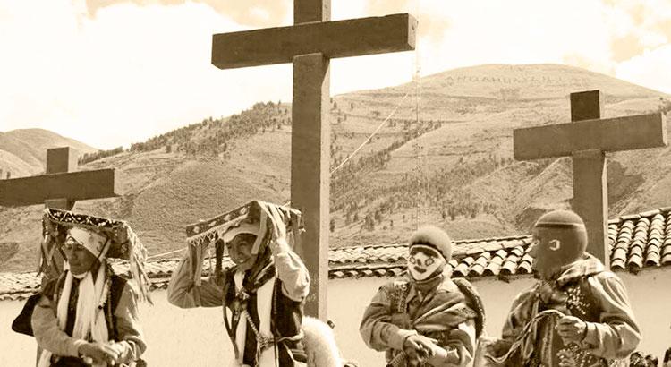 La cruz Peruvian Festivals