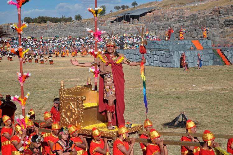 Inti Raymi Peruvian Festivals