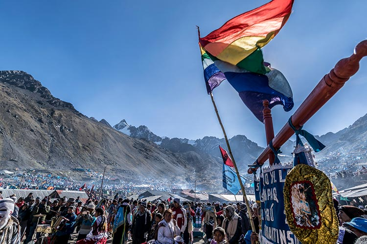 Qoyllur riti Peruvian Festivals
