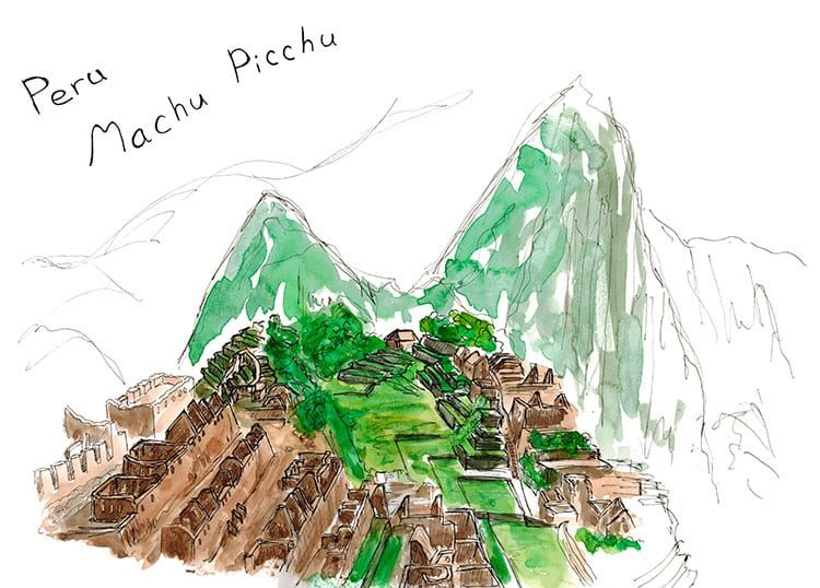 Strange & Interesting facts about Machu Picchu – Part 2