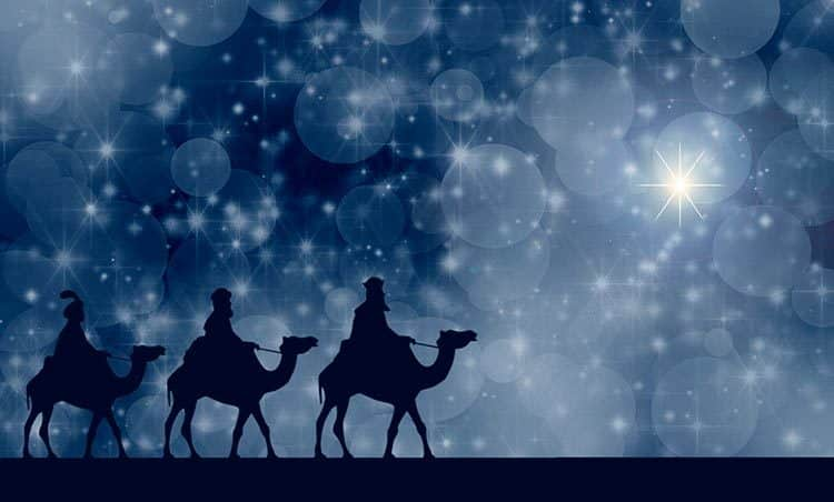 The Epiphany or Three Kings Day in Peru