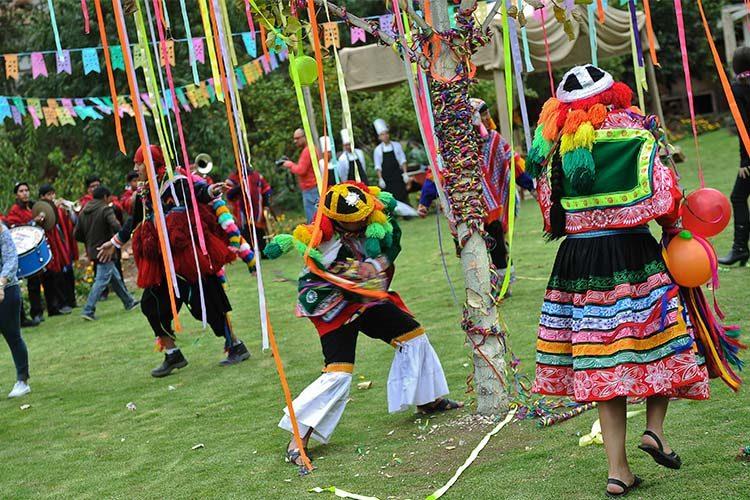 Flavors of Carnavales in Peru