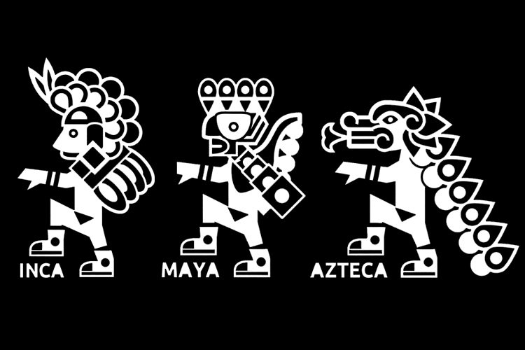 Great Civilizations of Latin America: Aztecas, Mayas and Incas