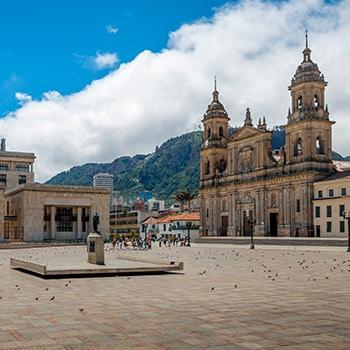 colombia destinations bogota