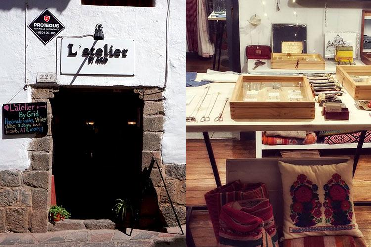Cusco Bohemian l atelier