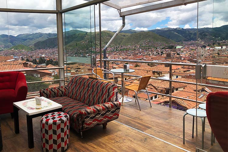 Cusco Bohemian limbus