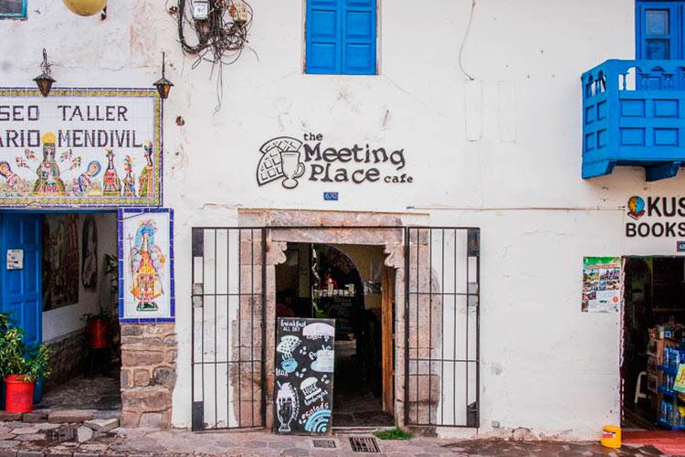 Cusco Bohemian Meeting Place