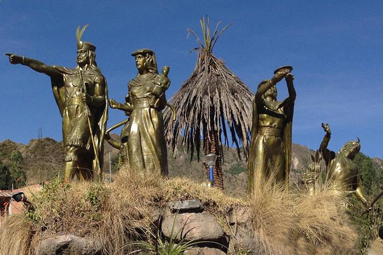 Ayar brothers Peruvian legend