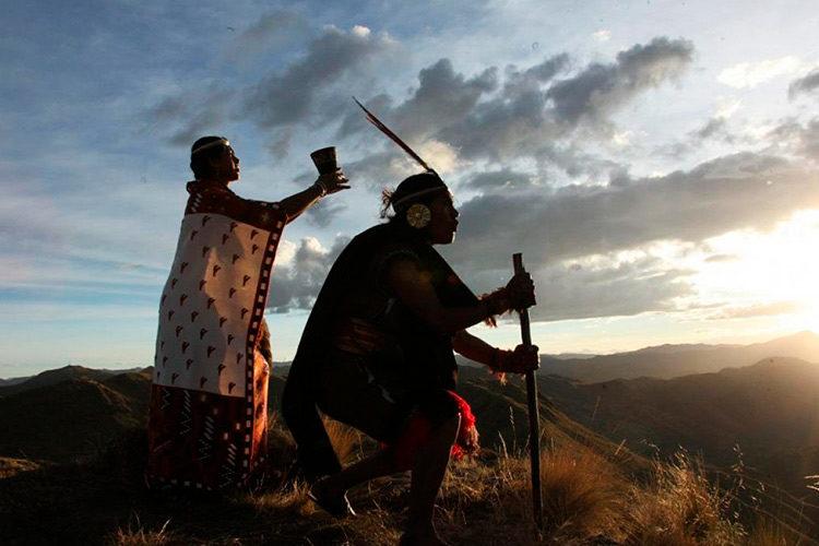 The Origin of the Inca Empire in Cusco