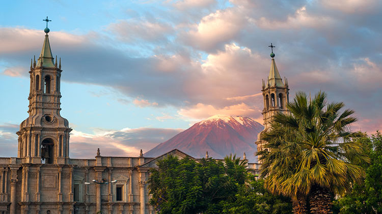 Arequipa – Peru's White City