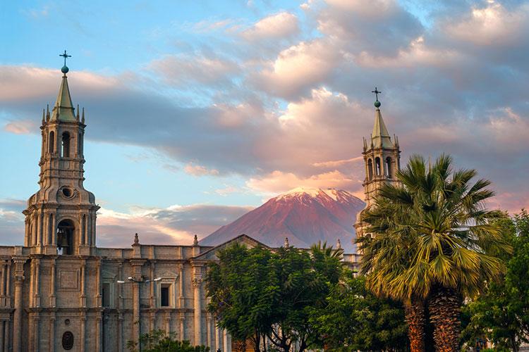 Arequipa – Peru's White City