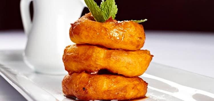 picarones peruvian donut