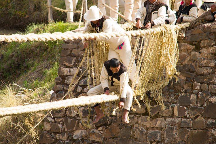 Q'eswachaka – The Last Bridge of the Incas
