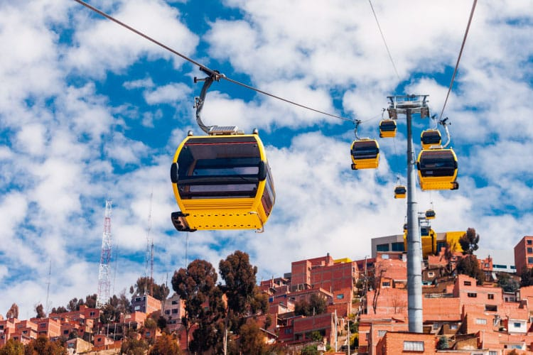 Mi Teleferico – The Best Way to get around La Paz
