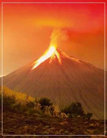 Ecuador & the Avenue of Volcanoes